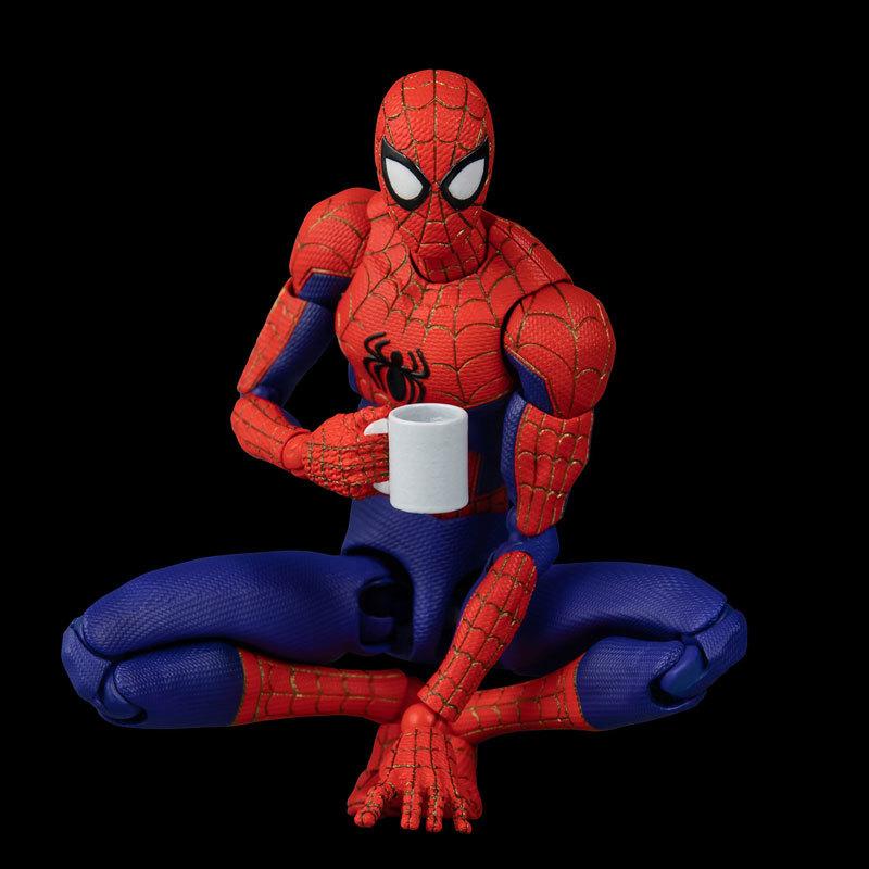 スパイダーマン:スパイダーバース SVアクション ピーター・B・ パーカースパイダーマン アクションフィギュアFIGURE-128356_13