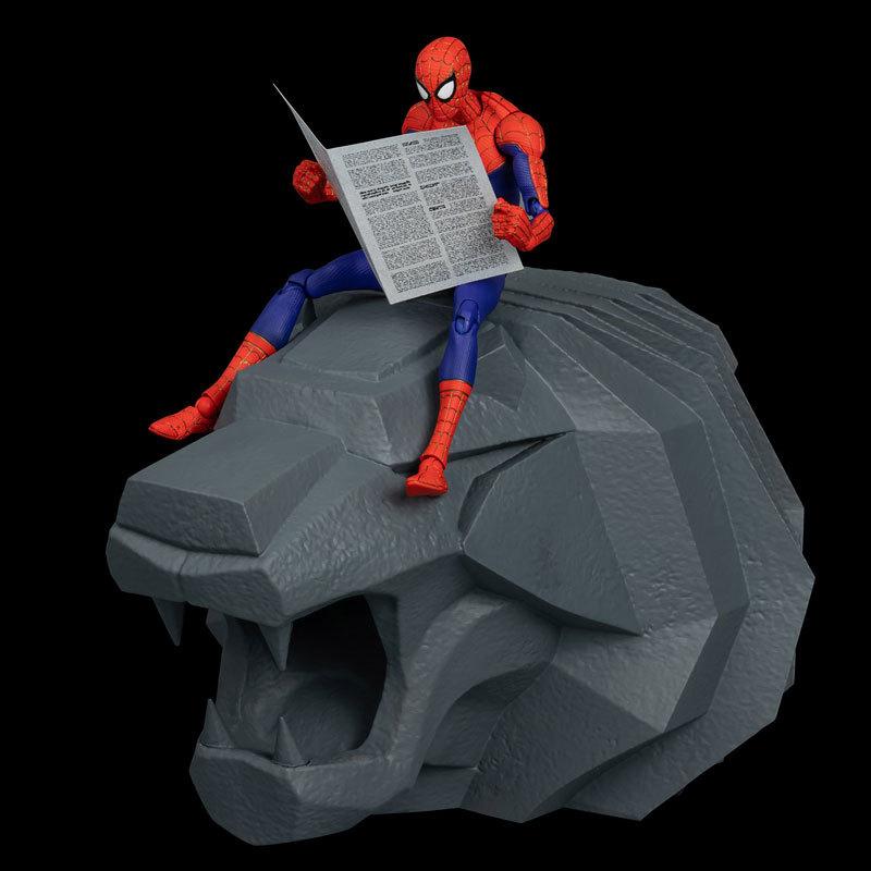 スパイダーマン:スパイダーバース SVアクション ピーター・B・ パーカースパイダーマン アクションフィギュアFIGURE-128356_15