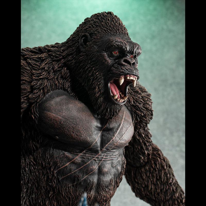 UA Monsters KONG from GODZILLAFIGURE-128636_01