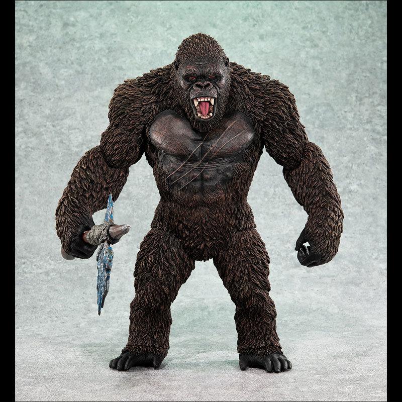 UA Monsters KONG from GODZILLAFIGURE-128636_02