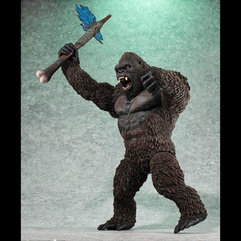 UA Monsters KONG from GODZILLAFIGURE-128636_06