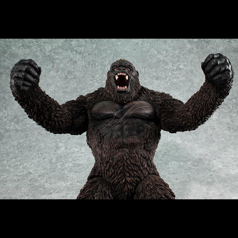UA Monsters KONG from GODZILLAFIGURE-128636_05