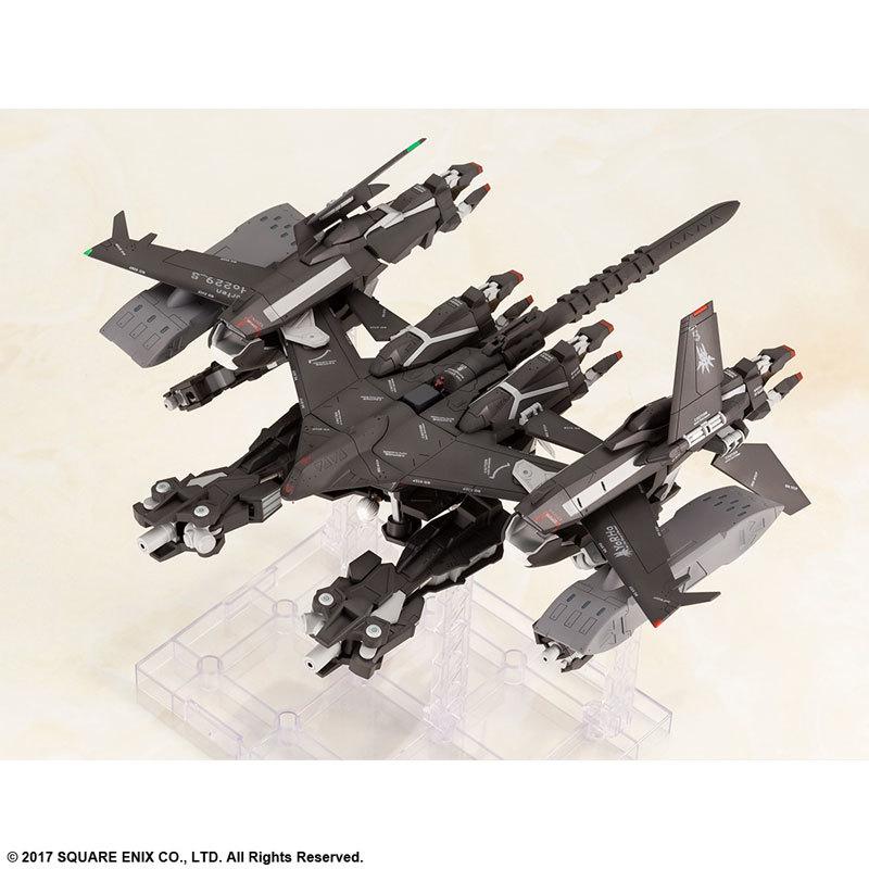 ニーア オートマタ プラスチックモデルキット 飛行ユニットHo229TOY-RBT-6060_09