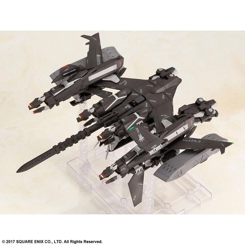 ニーア オートマタ プラスチックモデルキット 飛行ユニットHo229TOY-RBT-6060_10