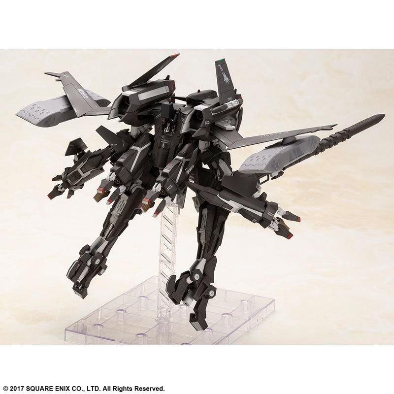 ニーア オートマタ プラスチックモデルキット 飛行ユニットHo229TOY-RBT-6060_12