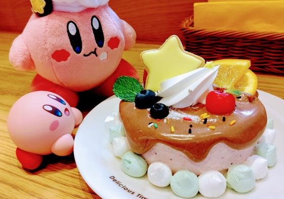 カービィ29ケーキかび