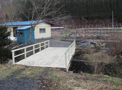 かくづ橋 ペ