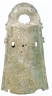 春江町井向出土の銅鐸