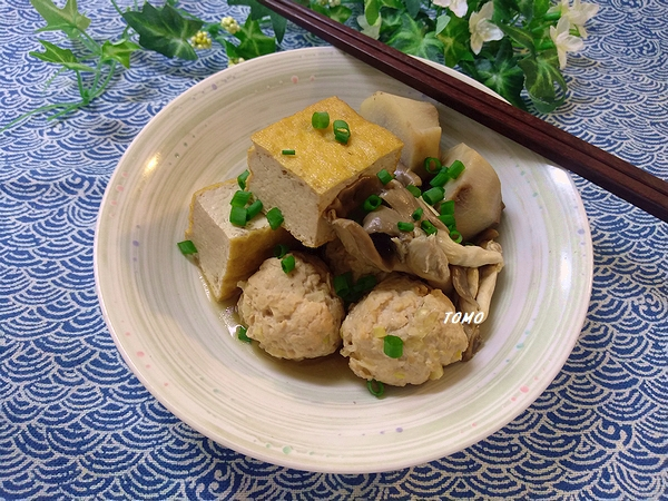 ヒラタケの煮物
