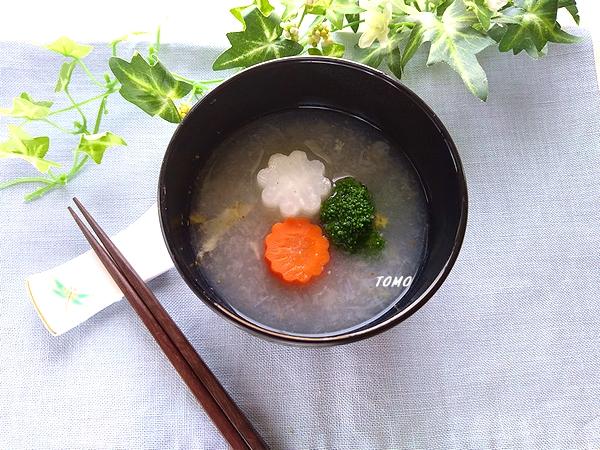 骨まで愛して茨城県。レンコンと鯛のすり流し