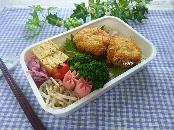 鶏ひき肉と厚揚げのメンチカツ