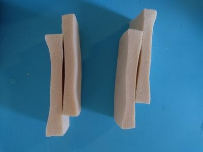 高野豆腐の鶏天風天ぷら1