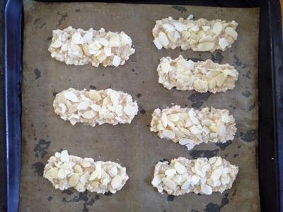オートミールとアーモンドのノンオイルクッキー