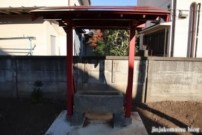稲荷神社  清瀬市上清戸2