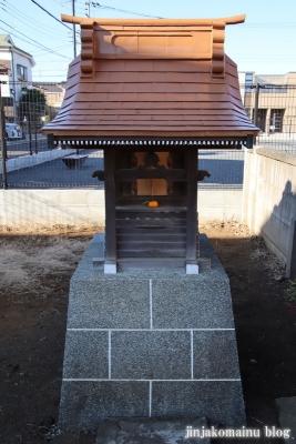 稲荷神社  清瀬市上清戸4