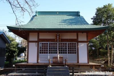 野塩八幡神社  清瀬市野塩6