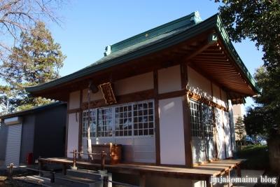 野塩八幡神社  清瀬市野塩8
