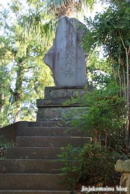 野塩八幡神社  清瀬市野塩10