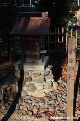 野塩八幡神社  清瀬市野塩12