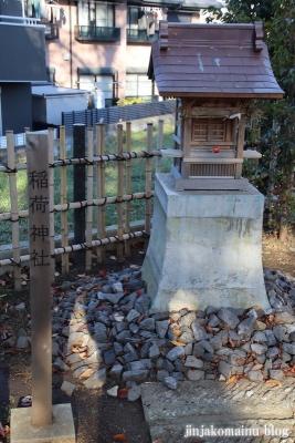野塩八幡神社  清瀬市野塩13