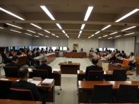 予算特別委員会会議室