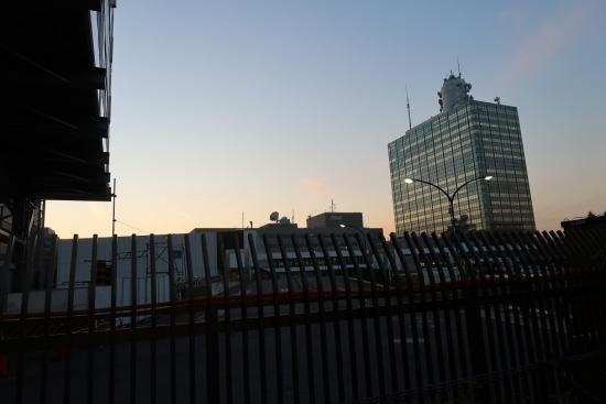 NHK工事中