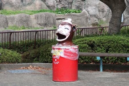 浜松市動物園 笑うサル