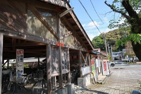 天竜二俣駅 駐輪場
