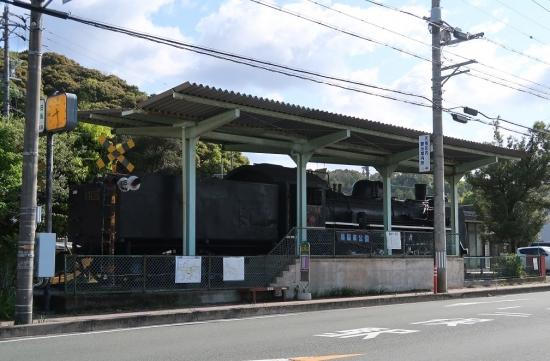 天竜二俣駅 SL