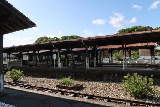 天竜二俣駅 Keiko Yoshiya