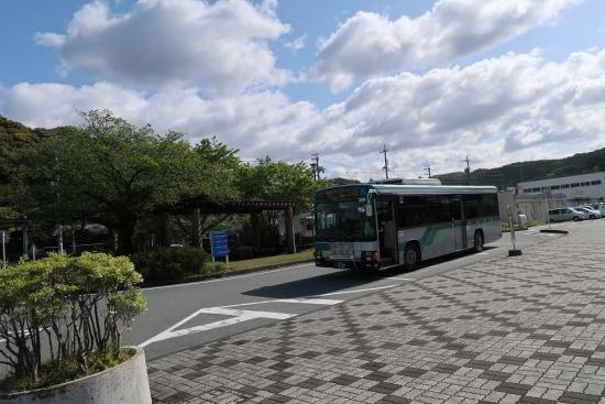 天竜二俣駅前 遠鉄バス
