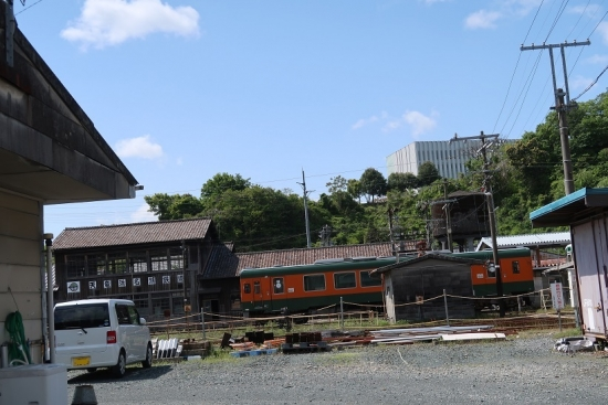 天竜二俣駅R+