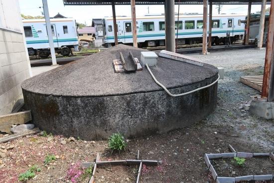 天竜浜名湖鉄道 天竜二俣駅 第3村TH2100型