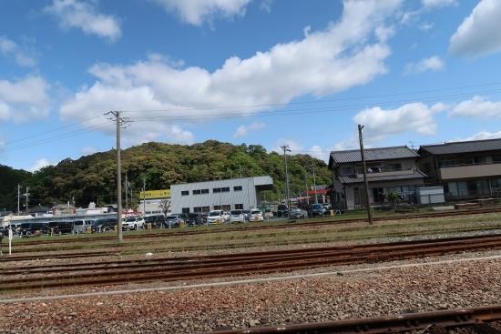 天竜二俣駅 第3村