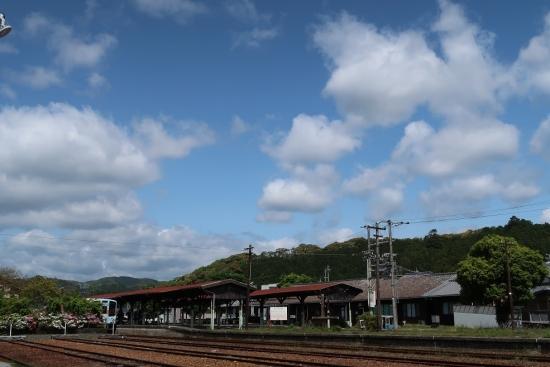天竜浜名湖鉄道 天竜二俣駅 ゆるキャン△2ラッピング車両