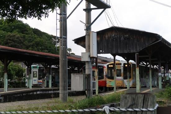 天竜二俣駅 うなぴっぴごー