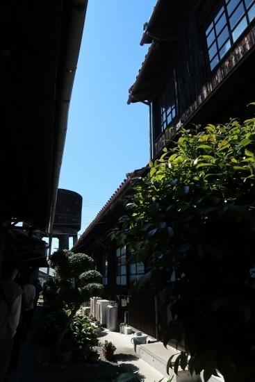 天竜二俣駅 第3村 トウジたちが見上げた空