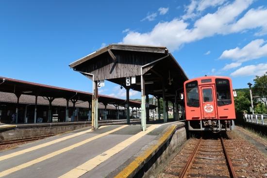 天竜二俣駅 第3村 茶エンナーレ