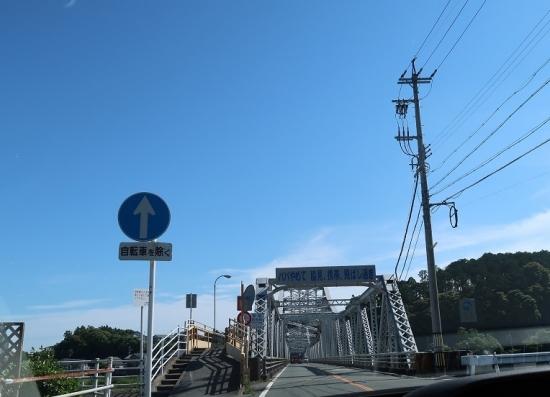 天竜川 鹿島橋