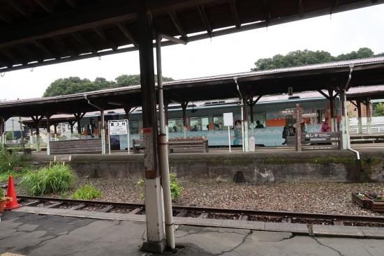 天竜二俣駅(第3村)