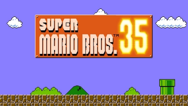 スーパーマリオブラザーズ35開始 (1)