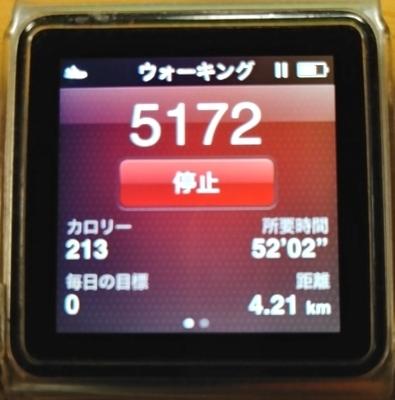 ウォーキング20201111