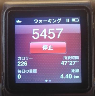 ウォーキング20201203