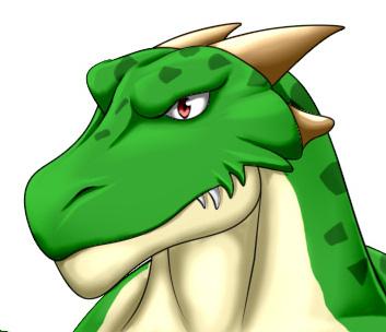 2000rtpドラゴン普通立ち絵完成ブログ用顔