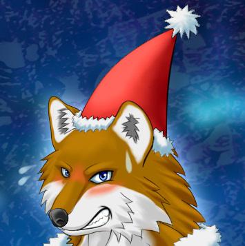 クガルダイトスクリスマス顔2