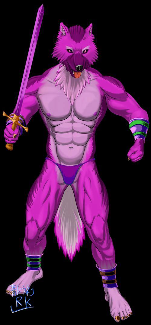 ツクールXPコボルト紫_R