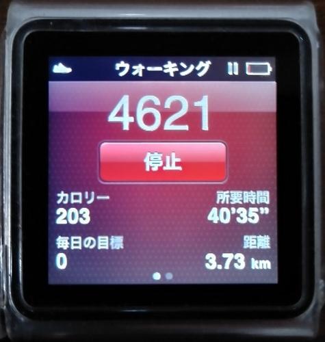 ジョギング20210410