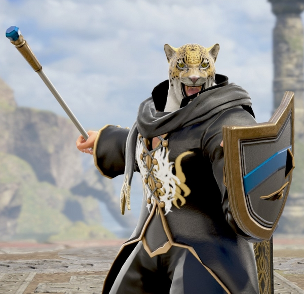 牧師なキングと (2)