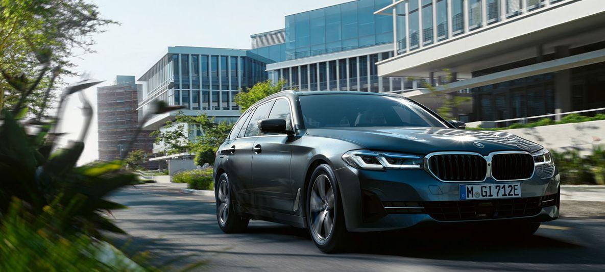 BMW5シリーズセダン