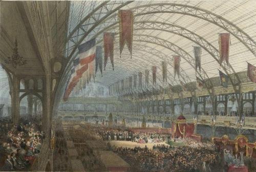 Inauguration_de_l_exposition_universelle_de_1855_テ_Paris,_par_Napolテゥon_III_convert_20201006164541